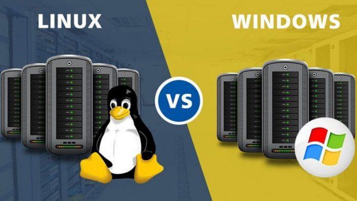 Windows VPS против Linux VPS хостинг
