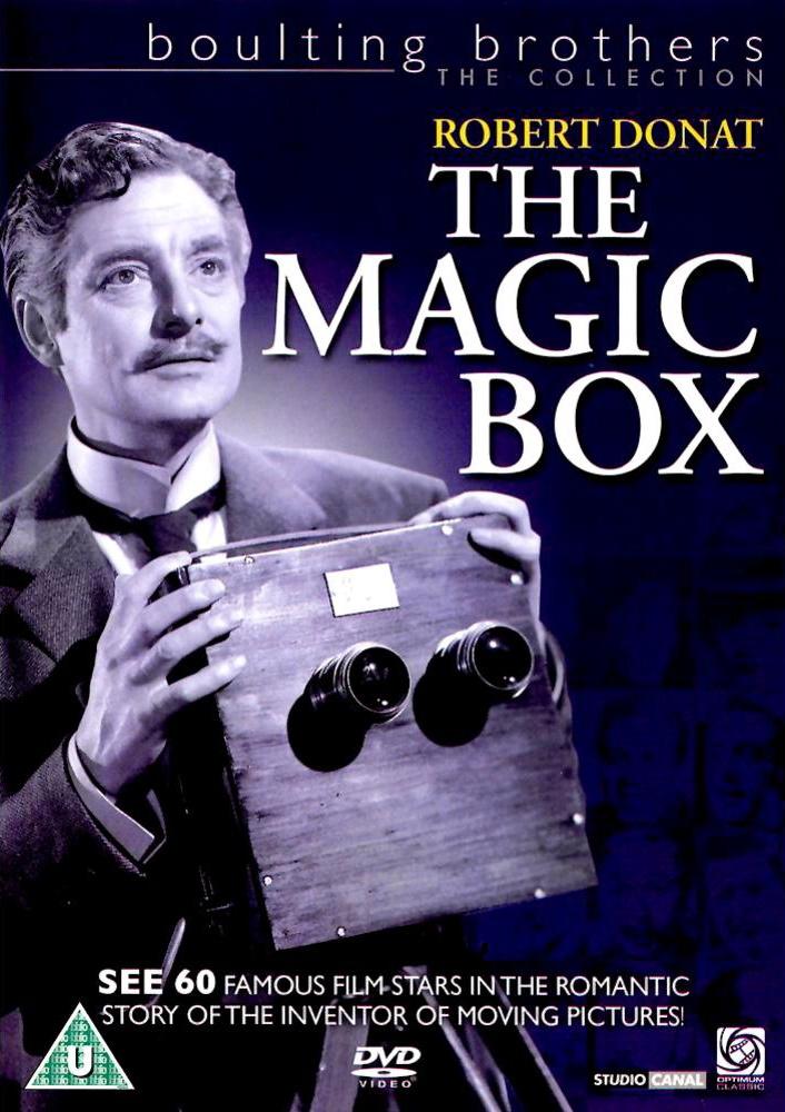 Фильм Оставшийся в тени (The Magic Box)