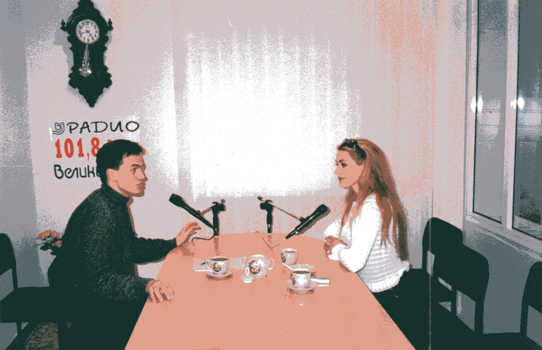 Игорь Белышев с женой Анна Пруглова