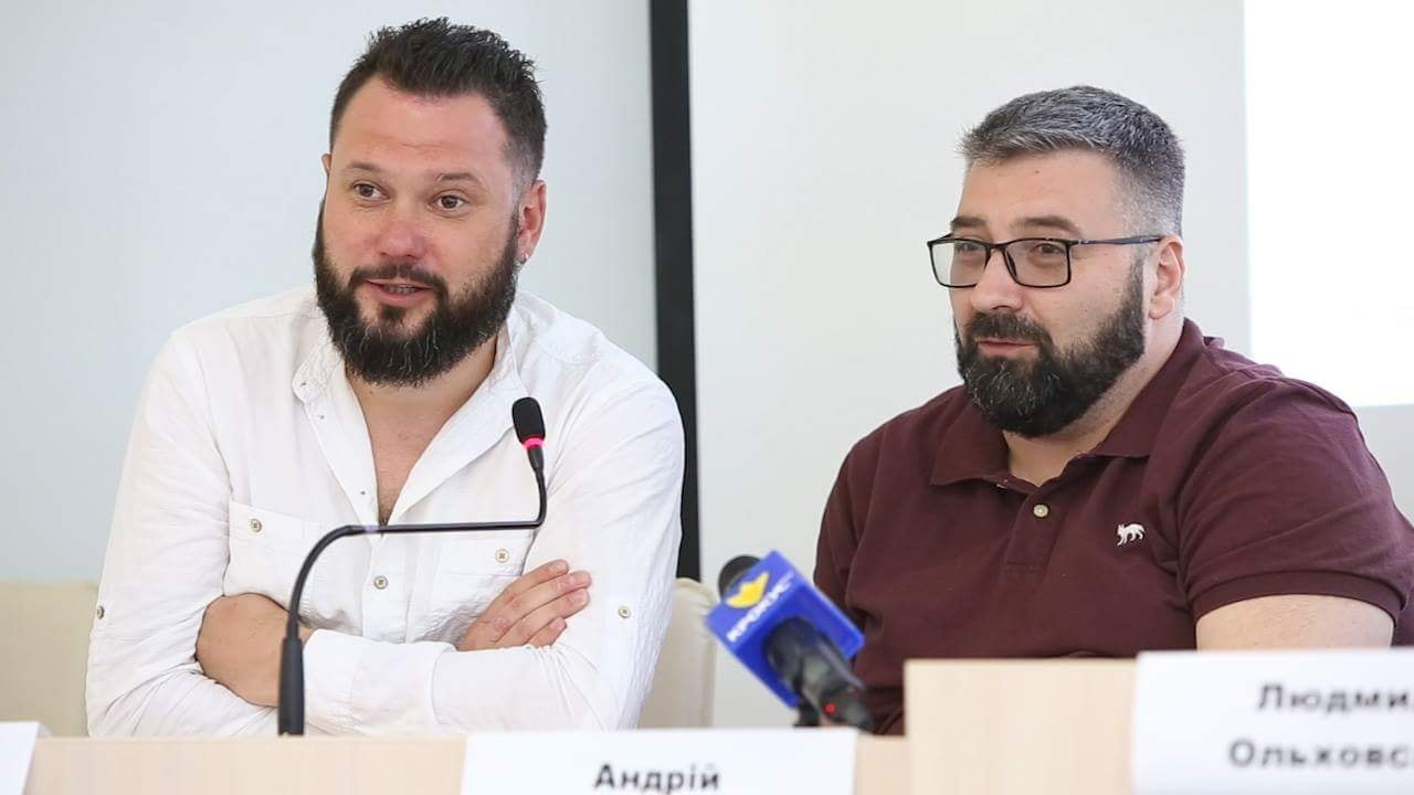 Сергей Мамаев и Андрей Богданович