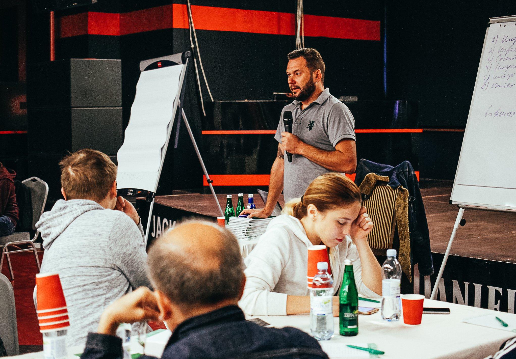 Сергей Мамаев - обучение журналистов