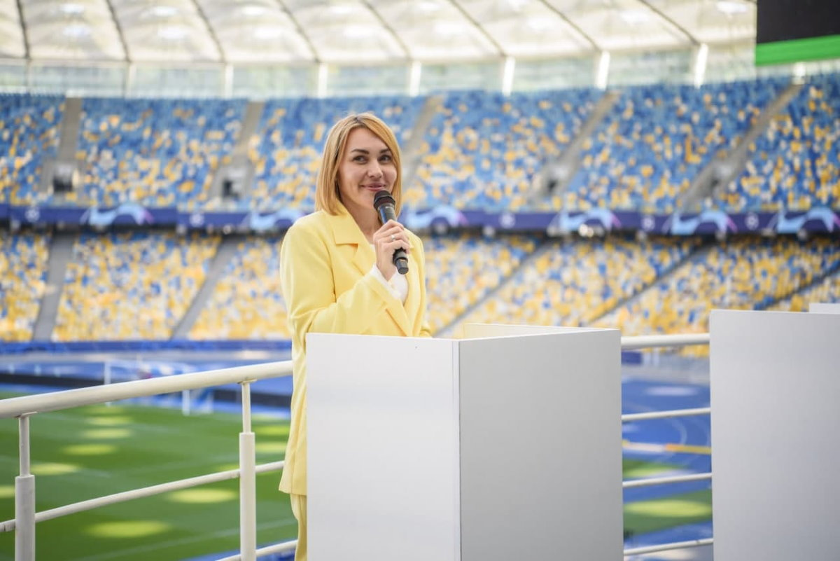 Наталья Гилевич, CEO Parimatch Ukraine