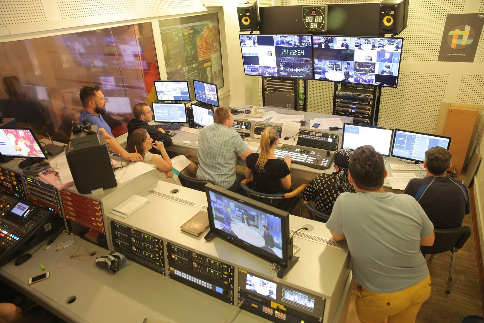 АСБ телеканала TV5 (Запорожье)