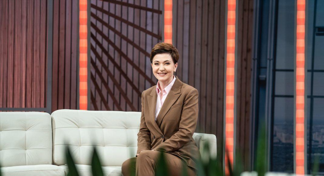 Інна Москвіна – обличчя телеканалу UA:ПЕРШИЙ