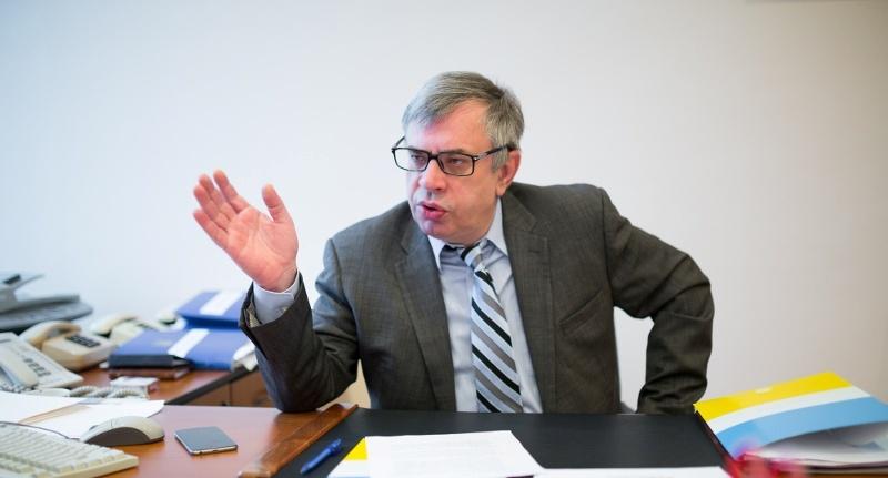 Юрий Артеменко, глава Нацсовета